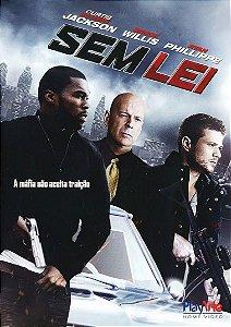 Dvd - Sem Lei