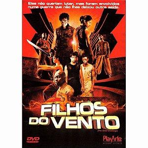 Dvd - Filhos do Vento