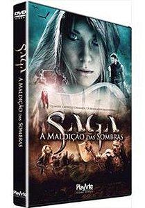 Dvd - Saga - A Maldição das Sombras