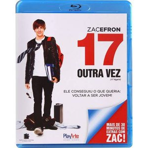 Blu-ray - 17 Outra Vez