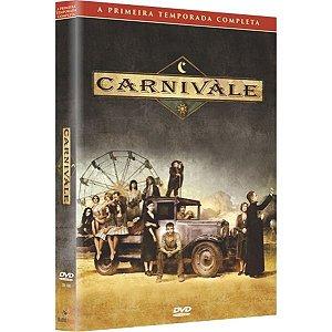 DVD CARNIVALE 1ª TEMPORADA (3 DISCOS)