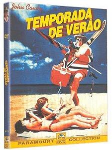 Dvd Temporada De Verão (1985) - John Candy