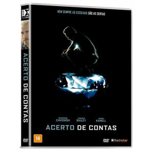 Dvd - Acerto de Contas