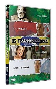 Dvd Os Transgressores - Luis Erlanger - versátil
