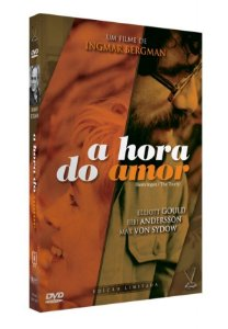 Dvd A Hora do Amor - Ingmar Bergman - Versátil
