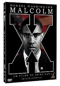 Dvd Malcolm X  Edição Especial (2 DVDs)  Versátil