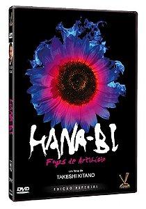 Dvd Hana-Bi - Takeshi Kitano - Versátil