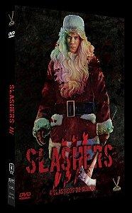 Dvd - Slashers - Volume 3 - Versátil