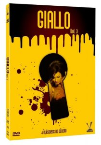 Dvd - Giallo - Volume 3 - (2 DVDs) - Versátil