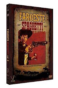 Dvd - Faroeste Spaghetti Vol. 2  - 2 Discos - Versátil