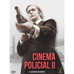 Dvd - Cinema Policial Vol. 2.  - 2 Discos