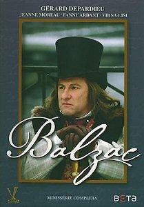 Dvd - Balzac - Minissérie - 2 Discos