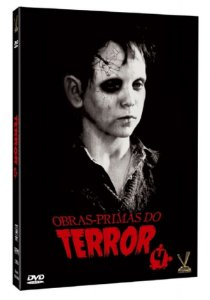 Dvd - Obras-primas do Terror Vol. 4 - 3 Discos