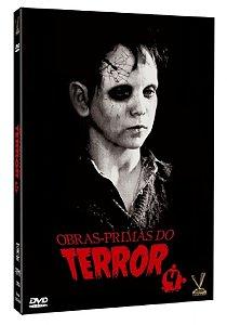 Dvd - Obras-primas do Terror Vol. 4 - 3 Discos