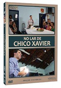 Dvd - No Lar de Chico Xavier - 3 Discos