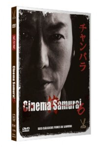 Dvd - Cinema Samurai - Vol. 6 - 3 Discos