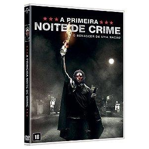 Dvd - A Primeira Noite de Crime - Gerard McMurray