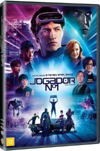 DVD - Jogador N 1 - Steven Spielberg