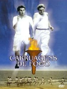 Dvd - Carruagens De Fogo - Ben Cross