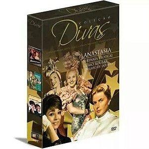 Dvd Box - Coleção Divas - 3 Filmes - 3 Discos