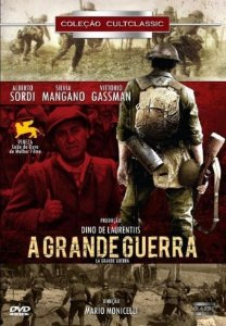Dvd - A Grande Guerra - Alberto Sordi
