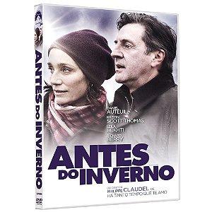 DVD - Antes do Inverno - Avant LI'hiver
