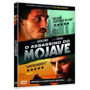 Dvd - O Assassino De Mojave - Mark Wahlberg