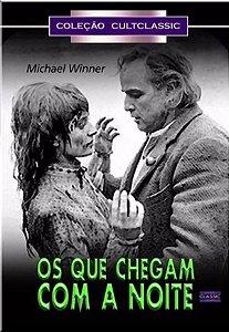 Dvd Os Que Chegam com a Noite - Marlon Brando