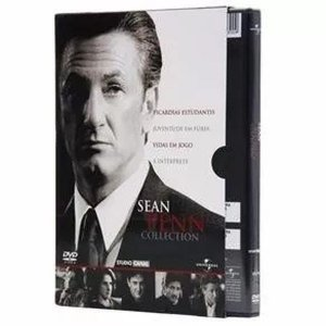 Box Dvd - Sean Penn Collection - 4 Filmes