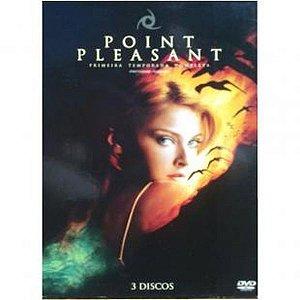 Box Dvd - Point Pleasant - 1 Temporada Completa - 3 Discos