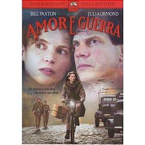 Dvd - Amor E Guerra - Bill Paxton