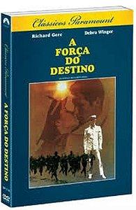 Dvd - A Força Do Destino - Richard Gere