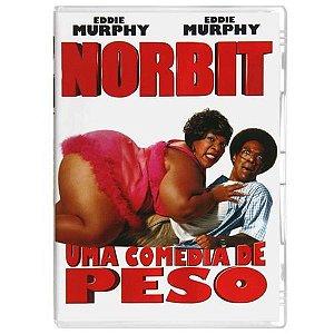 Dvd Norbit - Uma Comédia de Peso - Eddie Murphy