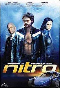 Dvd Nitro - Alain Desrochers