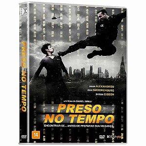DVD  Preso no Tempo