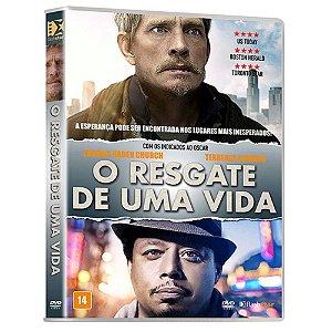 DVD O Resgate de Uma Vida
