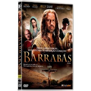 DVD  Barrabás  Billy Zane