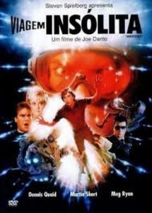 Dvd Viagem Insólita  Steven Spielberg