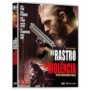 Dvd  No Rastro Da Violência