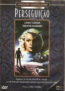 Dvd  Perseguição  Lana Turner