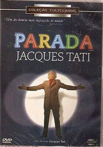 Dvd  Parada  Jacques Tati