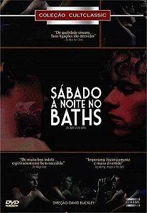 Dvd   Sábado A Noite No Baths  David Buckley