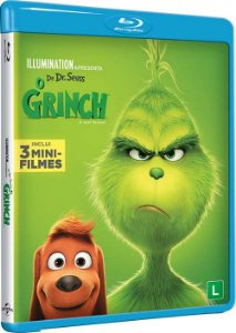Bluray  O Grinch