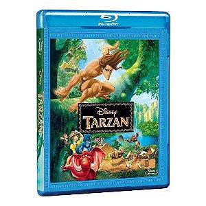 Blu ray  Tarzan
