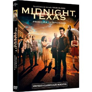 DVD Midnight Texas - 1 Temporada - 3 Discos
