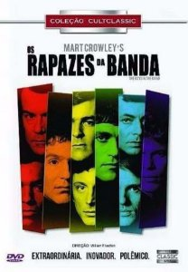 Dvd - Os Rapazes Da Banda - William Friedkin