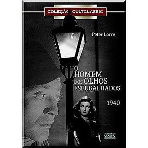 Dvd - O Homem Dos Olhos Esbugalhados - Peter Lorre