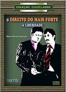 Dvd - O Direito Do Mais Forte - Rainer Werner Fassbinder