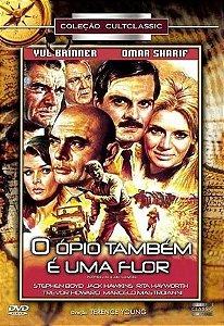 Dvd - O Ópio Também É Uma Flor - Yul Brinner