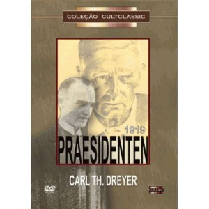 Dvd - O Presidente - Carl Theodor Dreyer